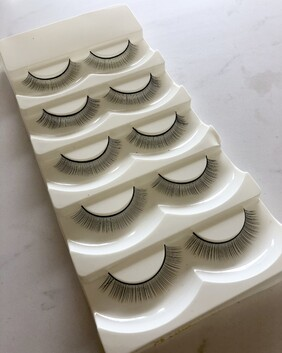 Practise lashes